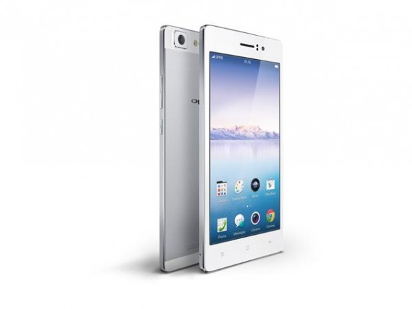 OPPO R5 THE SLIMMEST PHONE