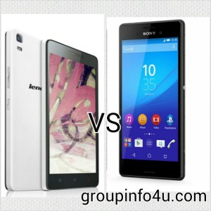 LENOVO K3 NOTE VS SONY XPERIA M4 AQUA COMPARISON | SPECIFICATION | PRICE