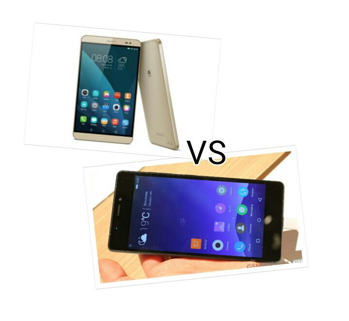 Huawei Mediapad X2 vs Gionee Elife S7 | Comparison |Specifications | Price