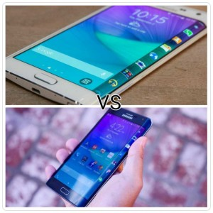 Samsung galaxy s6 edge vs samsung galaxy note edge |Comparison | Specification - The first edge phones by samsung