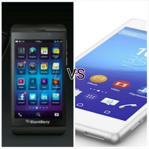 Blackberry Leap vs Sony Xperia M4 Aqua | Comparison | Specification