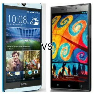HTC Desire 820S VS Gionee Elife S7 | Comparison | Specifications | Price | Camera