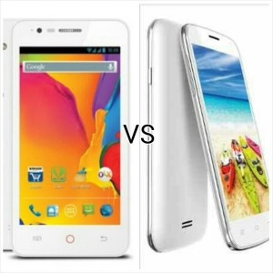 Karbonn Titanium S20 vs Intex Aqua speed | Comparison | Price | Specifications