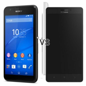 Sony Xperia E4G vs Lenovo A7000 | Comparison | Specifications | Camera | Price