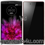 LG G FLEX 2 VS LENOVO VIBE SHOT | COMPARISON | SPECIFICATION