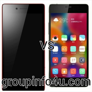 LENOVO VIBE SHOT VS GIONEE ELIFE S7 | CAMERA | SPECIFICATION | COMPARISON