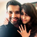 Ritika Sajdeh Rohit sharma's fiance wiki | wikipedia details | Engaged | Early life | Biography | Pics
