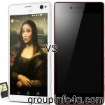 SONY XPERIA C4 DUAL VS LENOVO VIBE SHOT| CAMERA | SPECIFICATION | COMPARISON