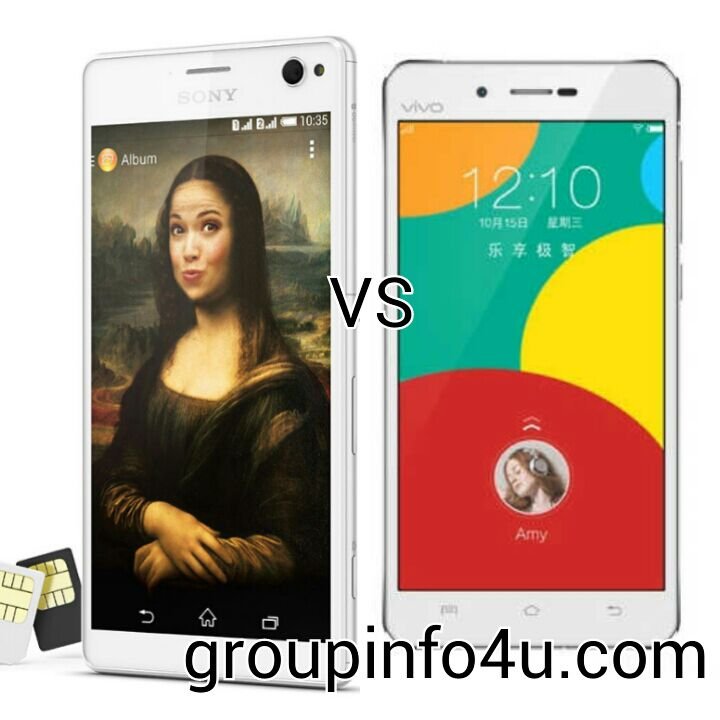 SONY XPERIA C4 DUAL VS VIVO XMAX PLUS | COMPARISON | SPECIFICATION