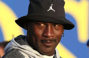 Michael Jordan Sends Gear to Man