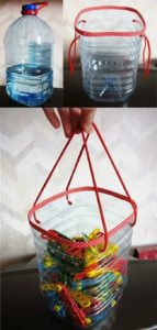 Plastic Bottle Bags